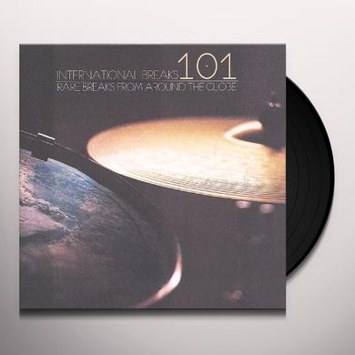 INTERNATIONAL BREAKS 1 / VARIOUS Vinyl Record