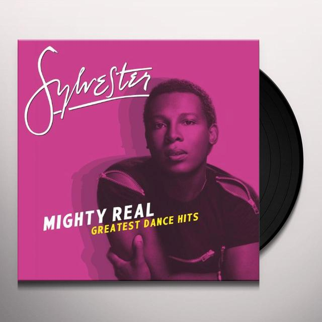 Sylvester MIGHTY REAL: GREATEST DANCE HITS Vinyl Record