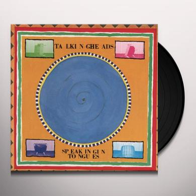 Talking Heads SPEAKING IN TONGUES Vinyl Record