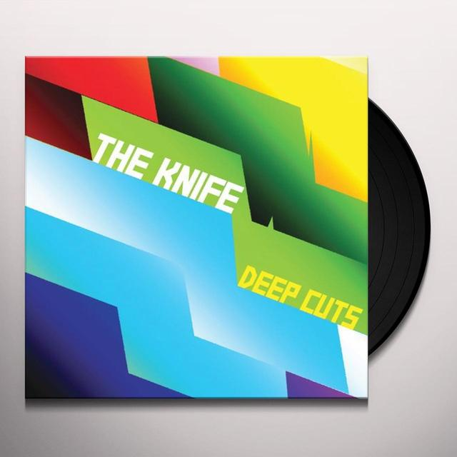 The Knife DEEP CUTS Vinyl Record