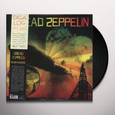 Dread Zeppelin DEJAH VOODOO Vinyl Record