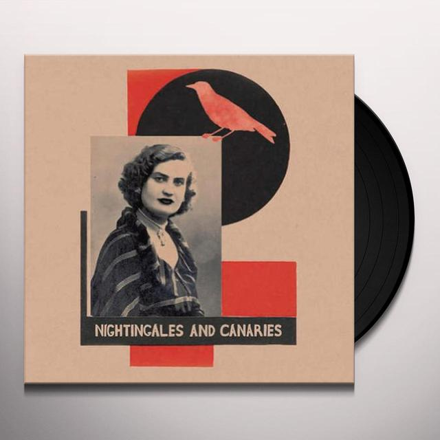Nightingales & Canaries / Various (Ltd) NIGHTINGALES & CANARIES / VARIOUS Vinyl Record - Limited Edition