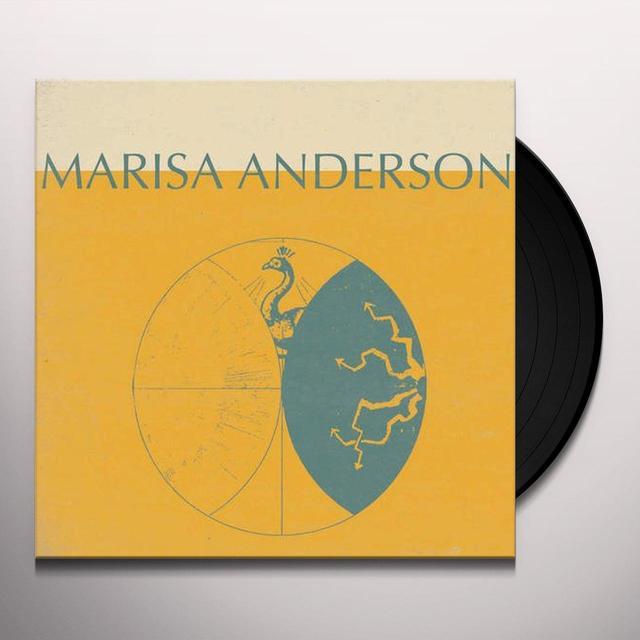 Marisa Anderson MERCURY Vinyl Record