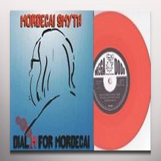 Mordecai Smyth DIAL M FOR MORDECAI  (EP) Vinyl Record - Limited Edition, Colored Vinyl