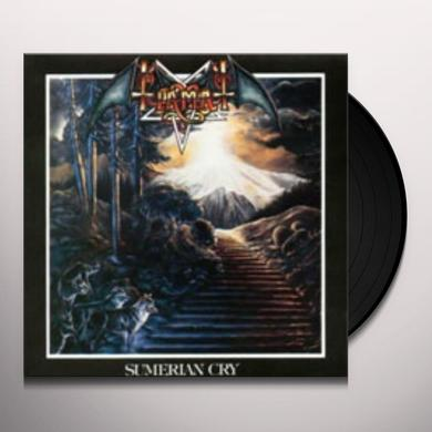 Tiamat SUMERIAN CRY Vinyl Record - Limited Edition, Colored Vinyl, 180 Gram Pressing