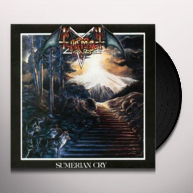 Tiamat SUMERIAN CRY Vinyl Record - Limited Edition, Colored Vinyl, 180 Gram Pressing