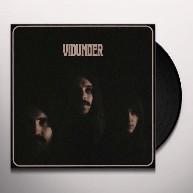 VIDUNDER Vinyl Record