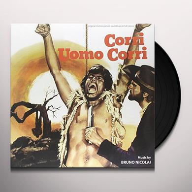 Bruno Nicolai CORRI UOMO CORRI Vinyl Record