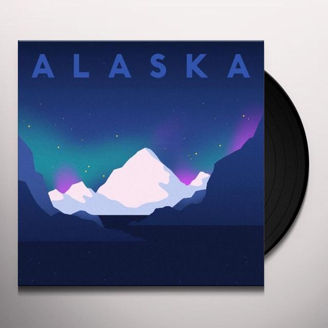 Silver Seas ALASKA Vinyl Record