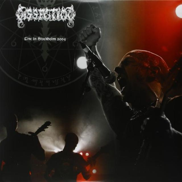 Dissection LIVE IN STOCKHOLM 2004 Vinyl Record - UK Import