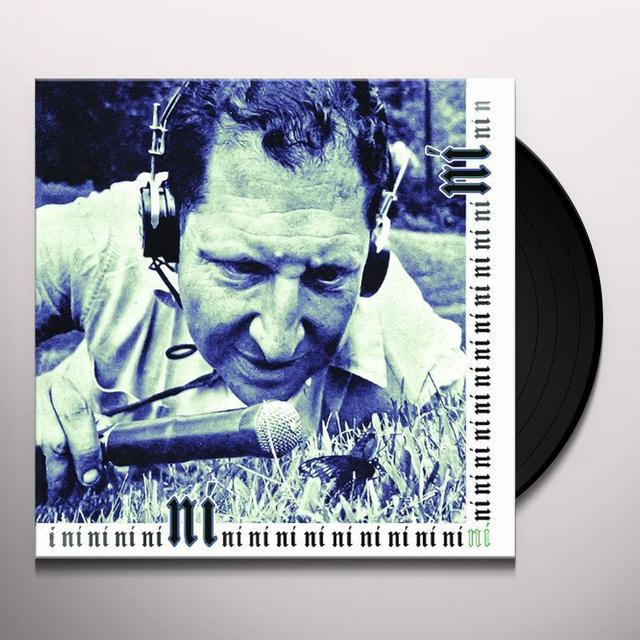 NI (EP) Vinyl Record