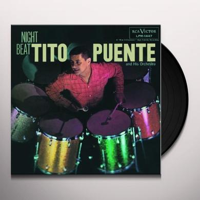 Tito Orchestra Puente NIGHT BEAT Vinyl Record - Holland Import