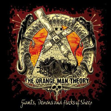 Orange Man Theory GIANTS DEMONS & FLOCKS OF SHEEP Vinyl Record