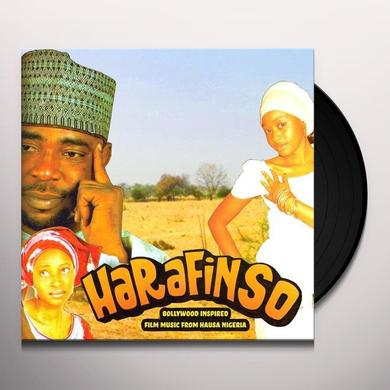 HARAFINSO: BOLLYWOOD INSPIRED FILM MUSIC / VARIOUS Vinyl Record