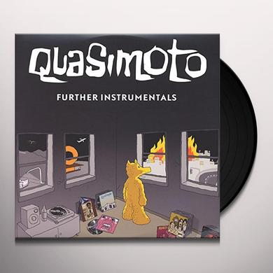 Quasimoto FURTHER INSTRUMENTALS Vinyl Record