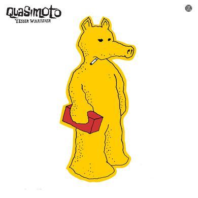 Quasimoto YESSIR WHATEVER Vinyl Record