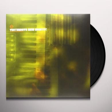 Yesterday'S New Quintet ANGLES WITHOUT EDGES Vinyl Record