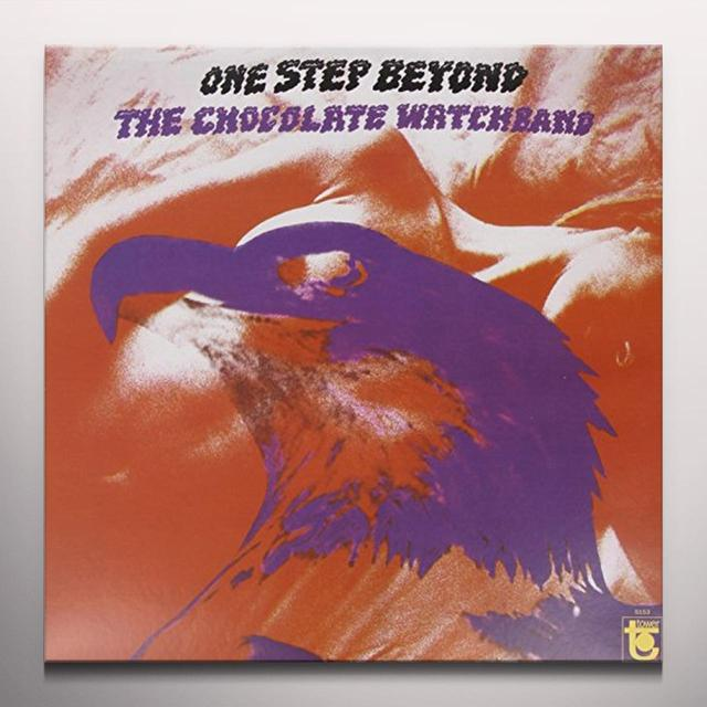 The Chocolate Watchband ONE STEP BEYOND Vinyl Record - Colored Vinyl, 180 Gram Pressing