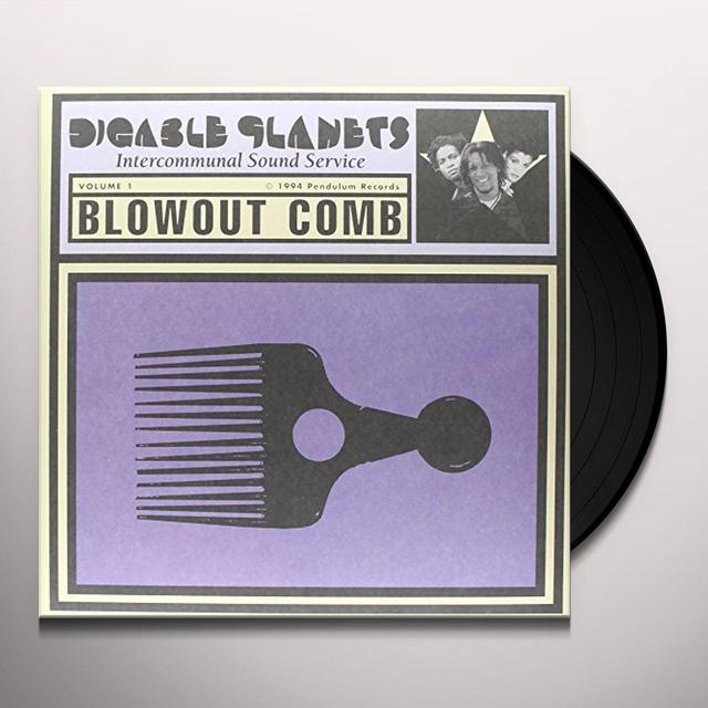 Digable Planets BLOWOUT COMB Vinyl Record
