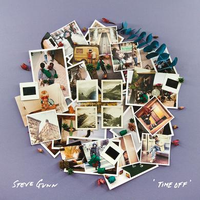 Steve Gunn TIME OFF Vinyl Record