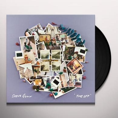 Steve Gunn TIME OFF Vinyl Record