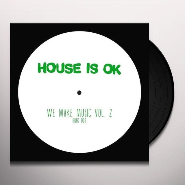 WE MAKE MUSIC 2 / VARIOUS Vinyl Record