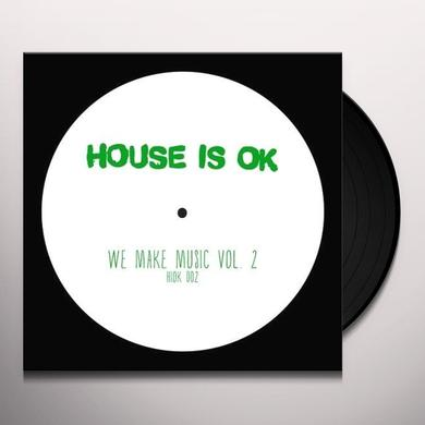 WE MAKE MUSIC 2 / VARIOUS Vinyl Record