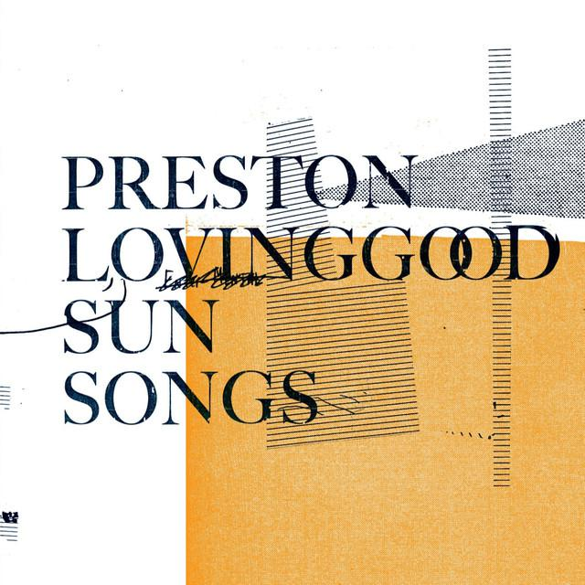 Preston Lovinggood SUN SONGS Vinyl Record