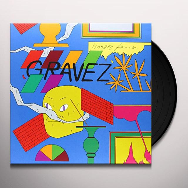 Hooded Fang GRAVEZ Vinyl Record