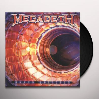 Megadeth SUPER COLLIDER Vinyl Record