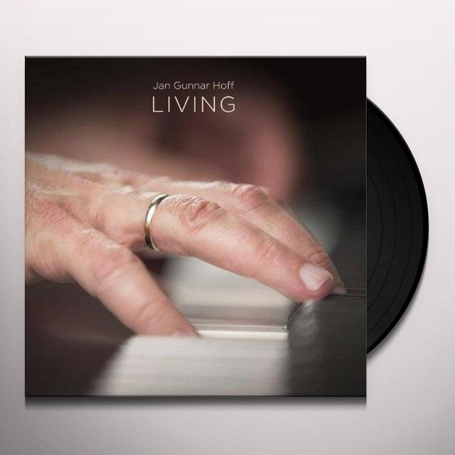 Jan Gunnar Hoff LIVING Vinyl Record