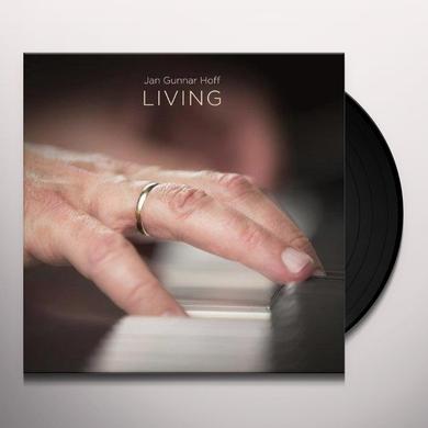 Jan Gunnar Hoff LIVING Vinyl Record