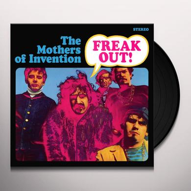 Frank Zappa FREAK OUT Vinyl Record