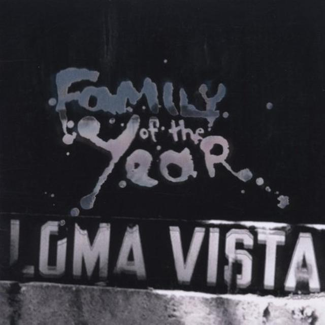 Family Of The Year LOMA VISTA Vinyl Record
