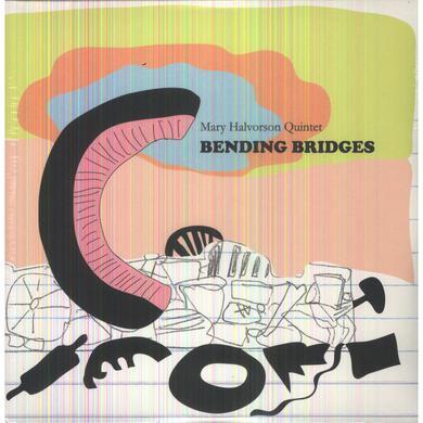 Mary Quintet Halvorson BENDING BRIDGES Vinyl Record