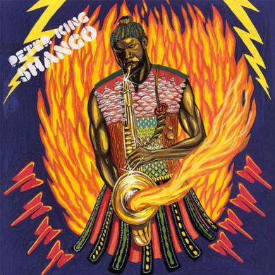 Peter King SHANGO Vinyl Record