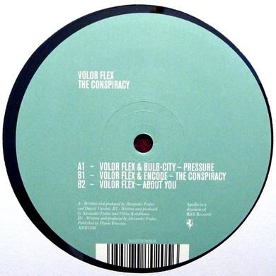 Volor Flex CONSPIRACY Vinyl Record