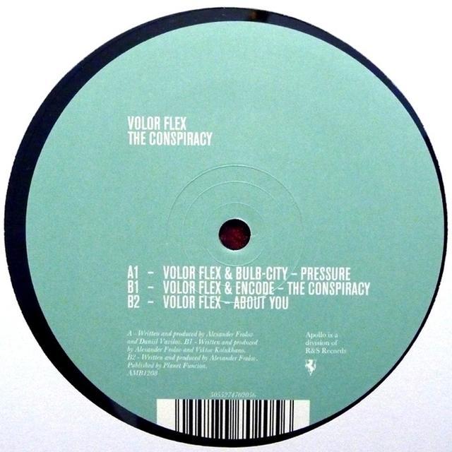 Volor Flex CONSPIRACY Vinyl Record