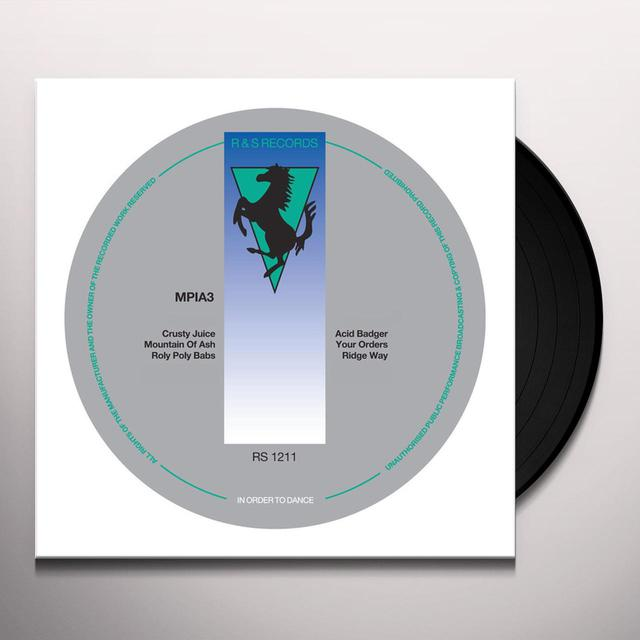 Mpia3 YOUR ORDERS Vinyl Record