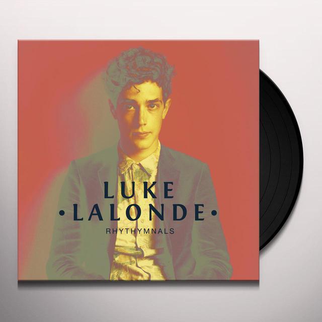 Luke Lalonde RHYTHMNALS Vinyl Record