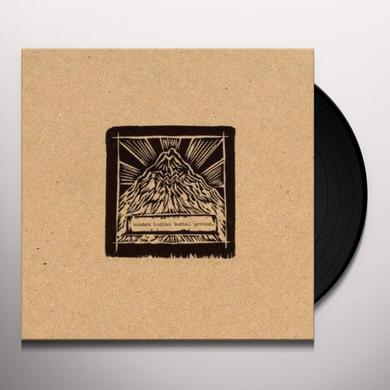 Wooden Indian Burial Ground HOLY MOUNTAIN BETWEEN SUNBEANS & THE COSMIC ASCENT Vinyl Record