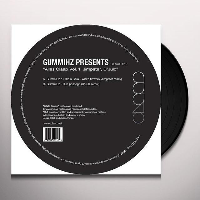 Gummihz ALLES CLAAP 1: EP1 Vinyl Record