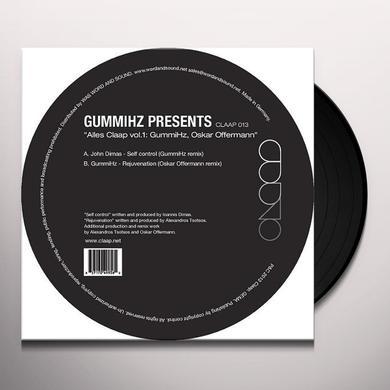 John Gummihz / Dimas ALLES CLAAP 1: EP2 Vinyl Record