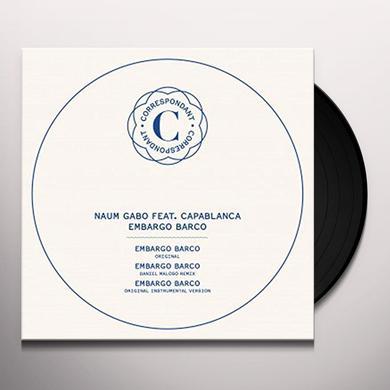 Naum Gabo EMBARGO BARCO Vinyl Record