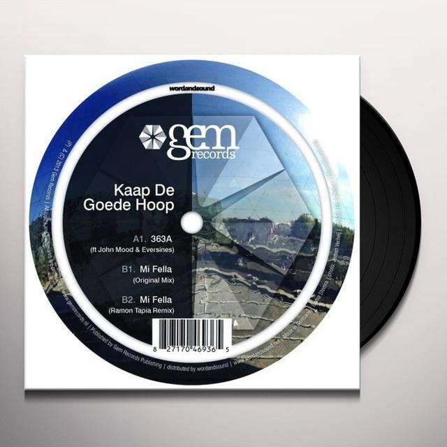 Kaap De Goede Hoop 363A Vinyl Record