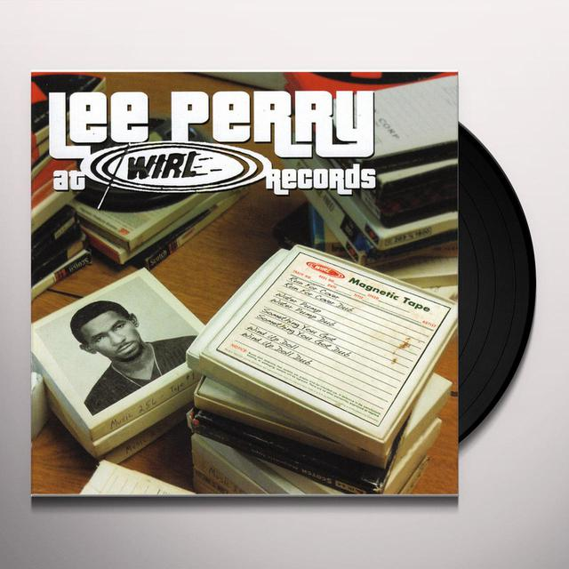 "Lee ""Scratch"" Perry AT WIRL RECORDS Vinyl Record"