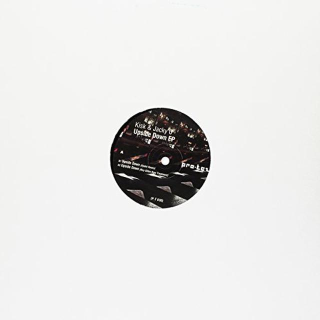 Kisk & Jacky O UPSIDE DOWN Vinyl Record