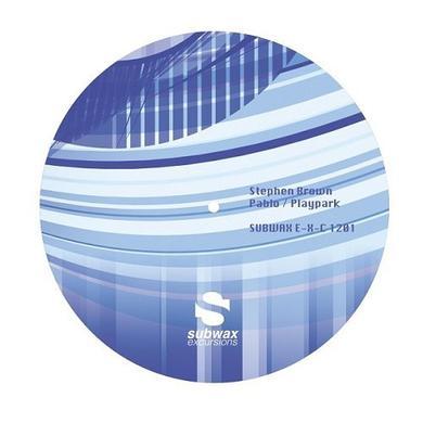 Stephen Brown PABLO / PLAYPARK Vinyl Record