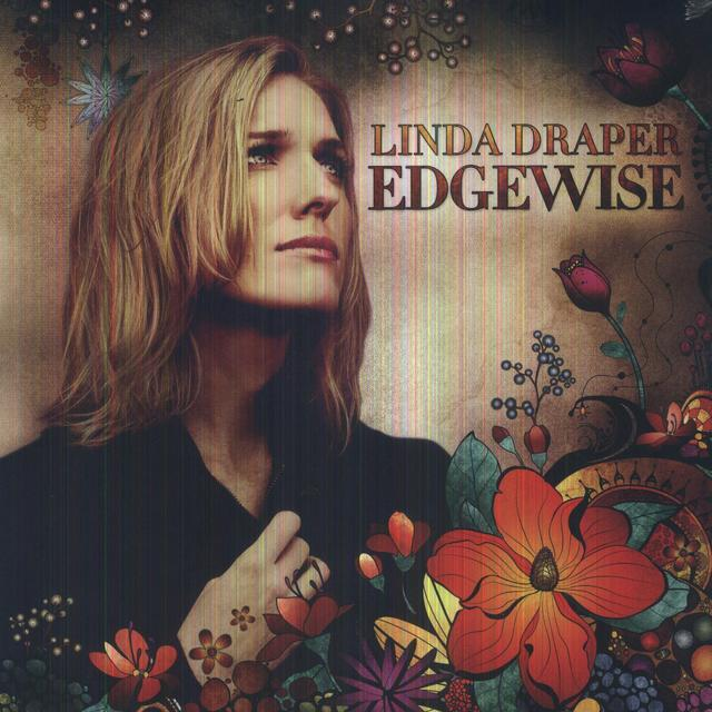Linda Draper EDGEWISE Vinyl Record