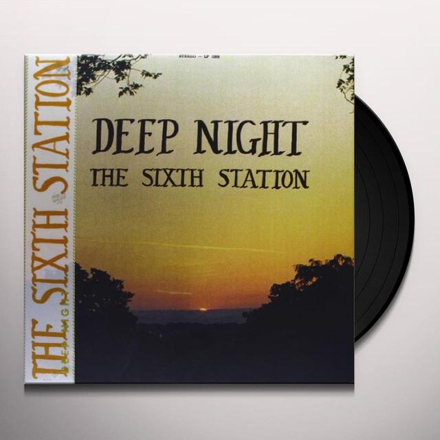 Sixth Station DEEP NIGHT Vinyl Record